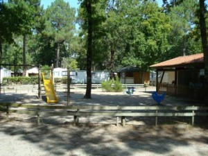 Camping les Genêts, Soulac-sur-Mer, Gironde