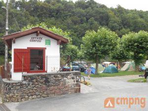 Campings alle campings in frankrijk - Camping municipal saint jean pied de port ...