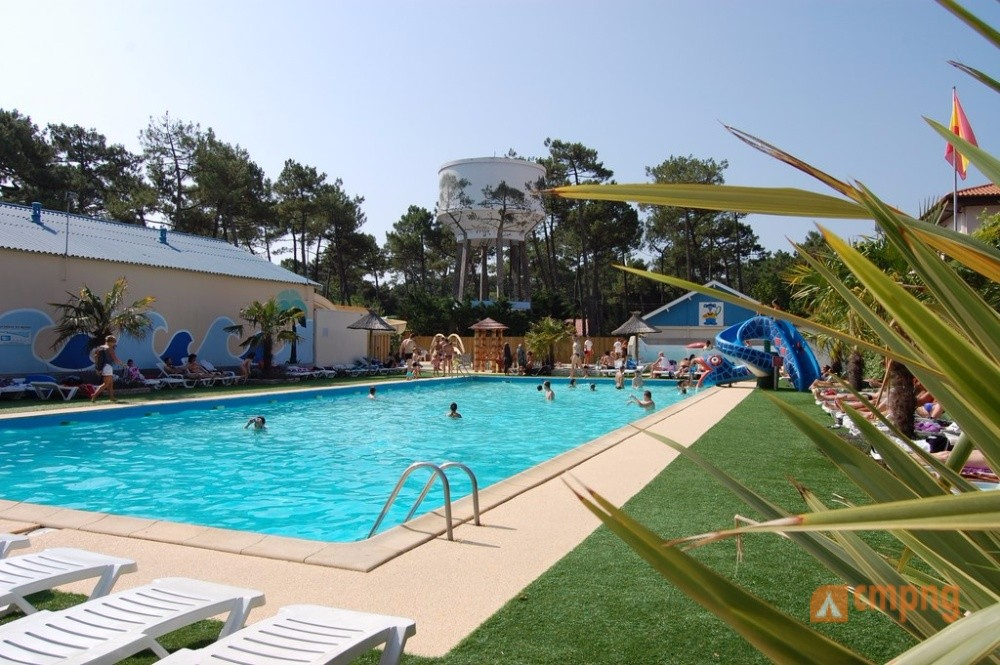 Airotel club marina landes mimizan landes for Piscine mimizan