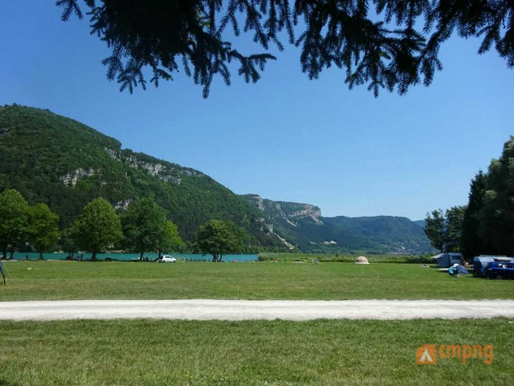 Camping du Lac, Port, Ain