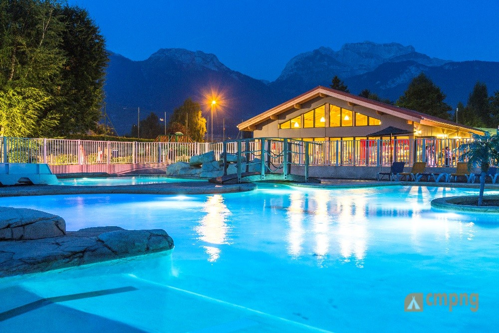 Camping International Lac d'Annecy, Saint-Jorioz, Haute-Savoie