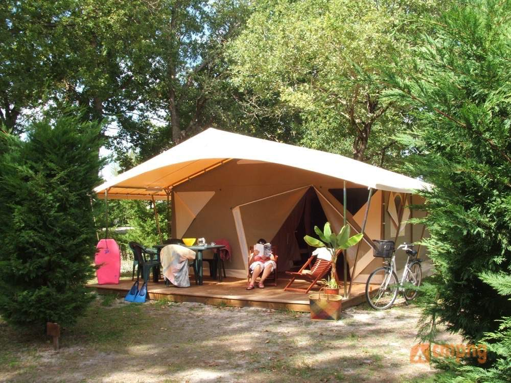 Camping la Chesnays, Vendays-Montalivet, Gironde