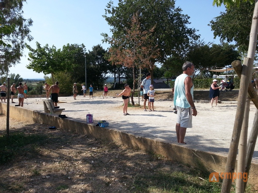 Camping le Barralet, Collias, Gard