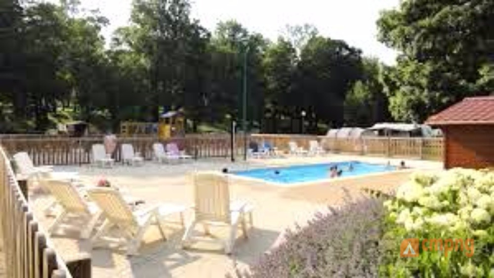Camping le Buisson, Louvemont, Haute-Marne