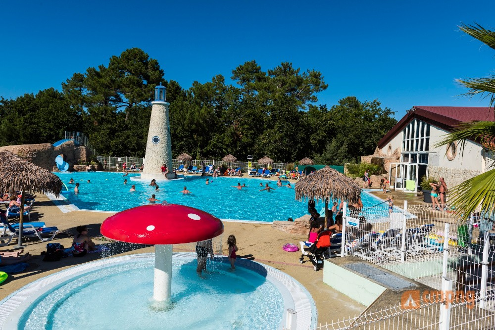 Camping les Lacs, Soulac-sur-Mer, Gironde