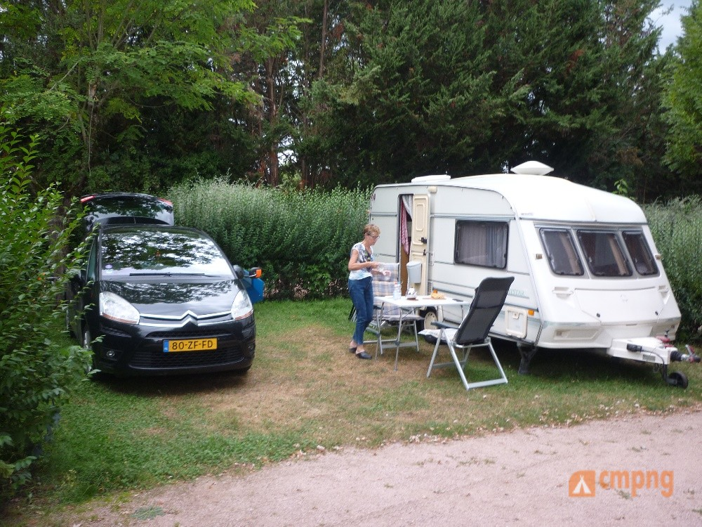 Camping Municipal de la Route Bleue, Saint-Prix, Allier