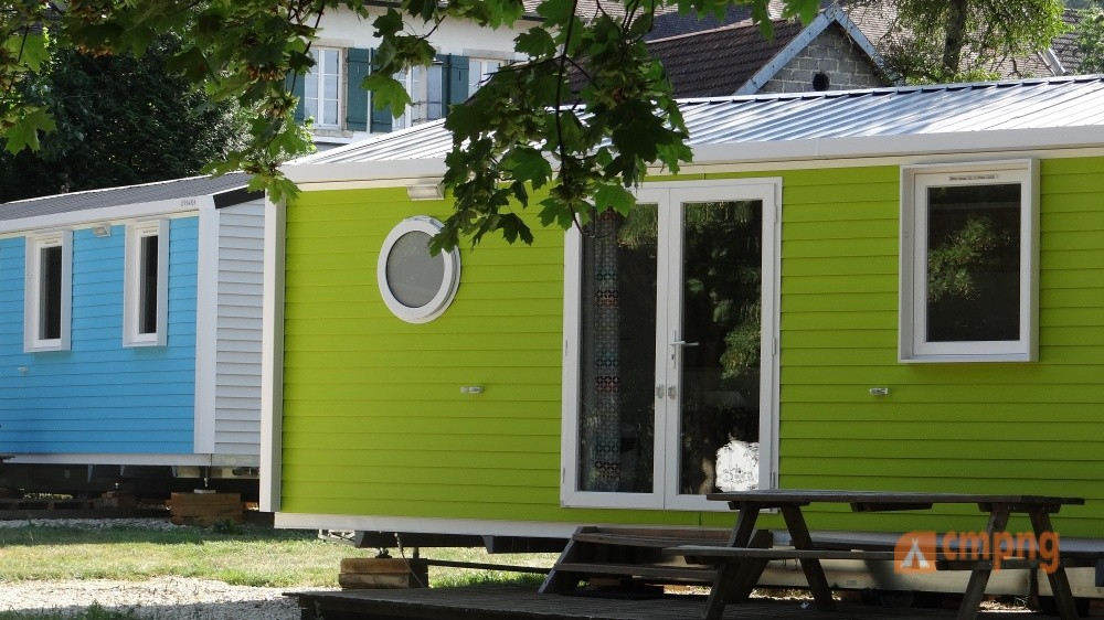 Camping Municipal les Radeliers, Port-Lesney, Jura