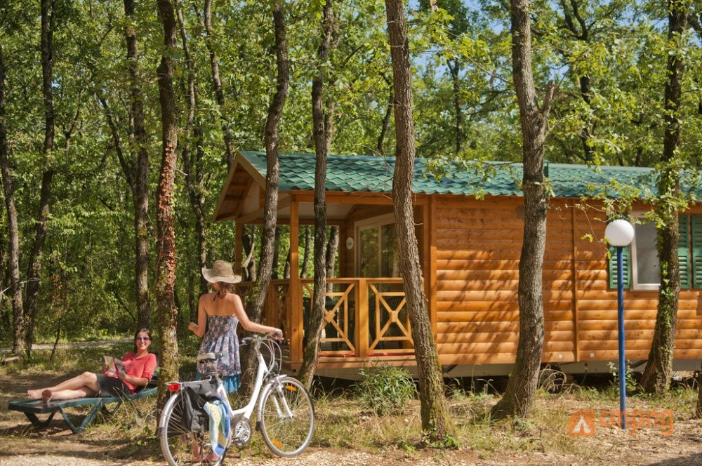 Capfun Camping Grand Lierne, Chateaudouble, Drôme