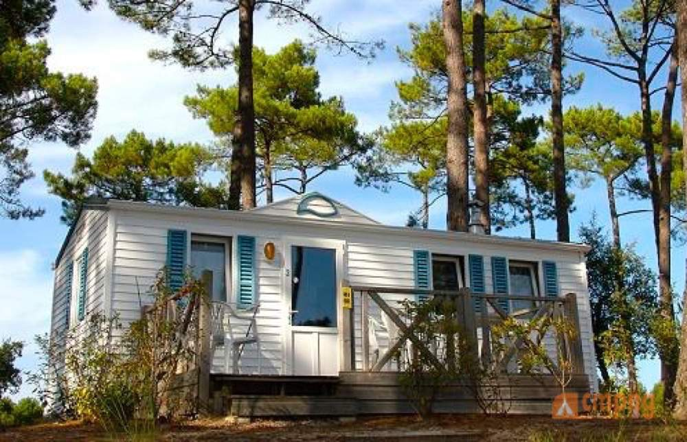 Camping l'Airial, Soustons, Landes