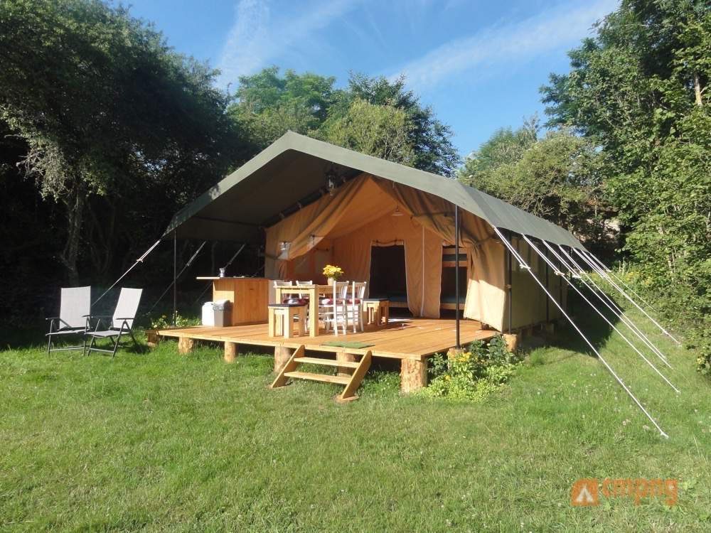 Camping la Chassagne, Camping & Appartem, Ronnet, Allier
