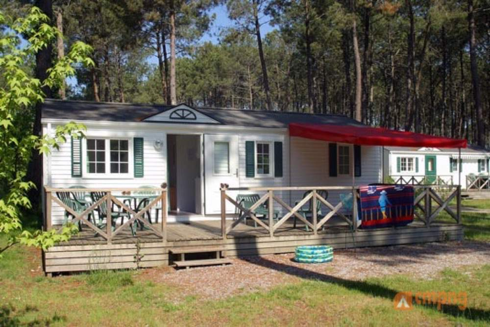 Camping Sandaya le Col Vert, Vielle St Girons, Landes