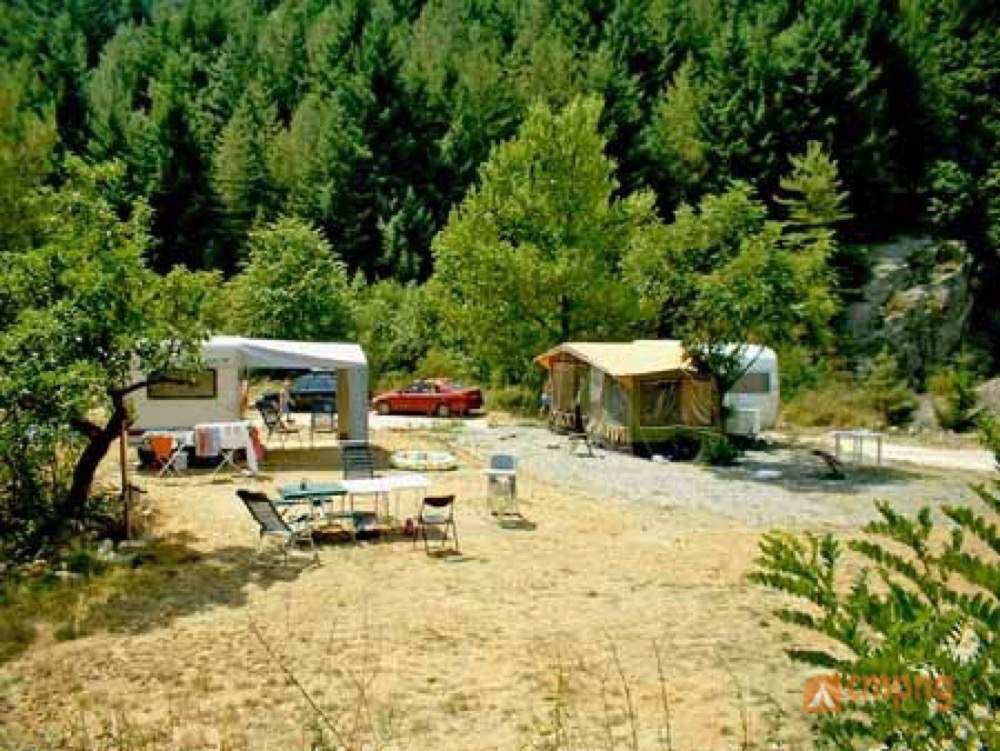 Camping le Romarin, Valgorge, Ardèche