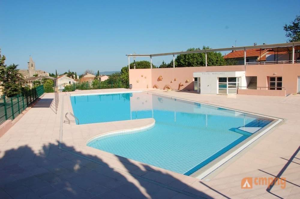 Camping municipal moun pa s tulette dr me for Camping montelimar piscine